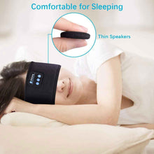 Load image into Gallery viewer, Sleep Headphones Bluetooth Headband