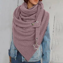 Load image into Gallery viewer, Casual warm scarves and versatile scarves