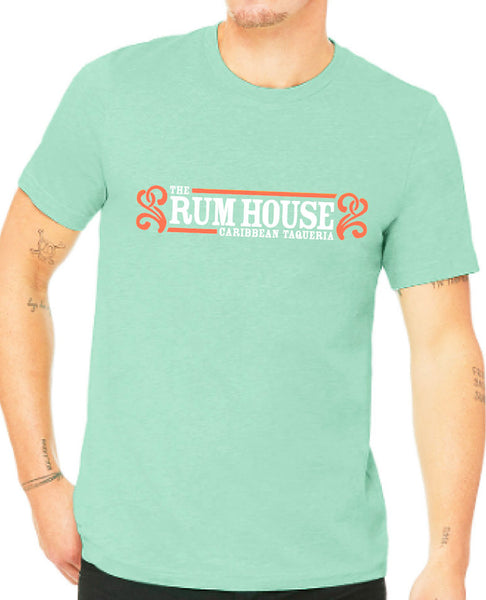 The Rum House Classic Logo (Mint)