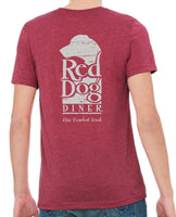 Red Dog Diner Classic Logo (Red)