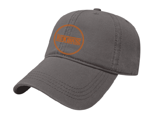 The Rum House Hat (Charcoal)