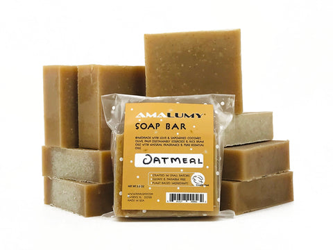 Oatmeal & Honey Soap - 3.5 oz