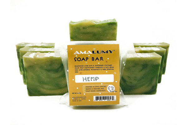 Hemp Soap - 3.5 oz