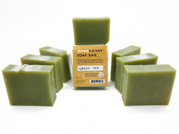 Green Tea Soap- 3.5 oz