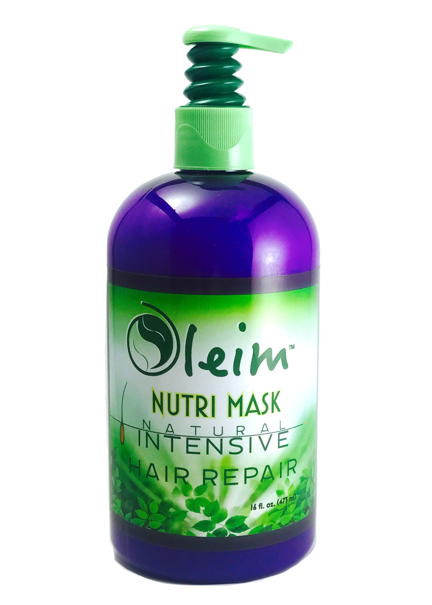 Nutri Mask- Natural Intensive Hair Repair- 16oz
