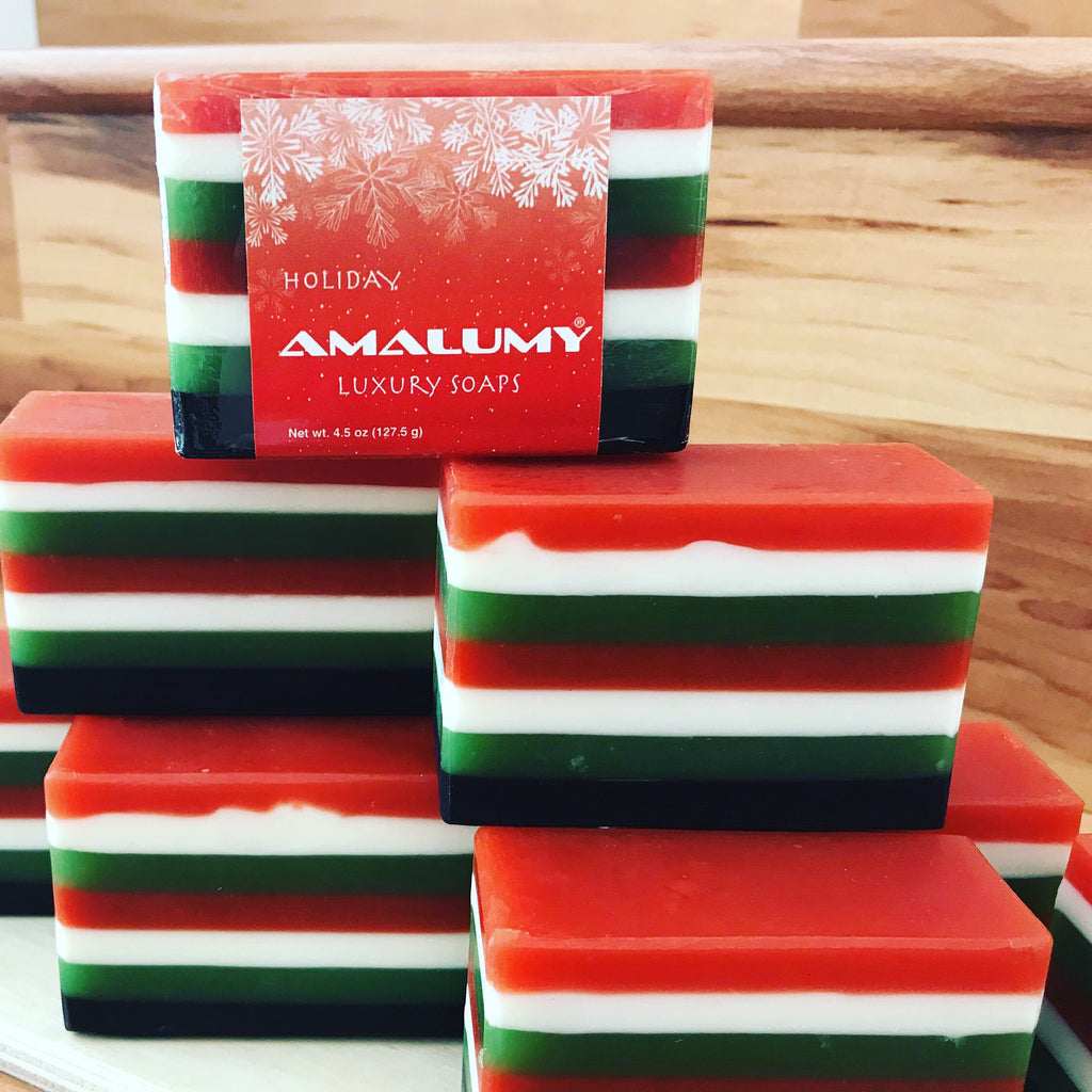 Holiday Natural Soap