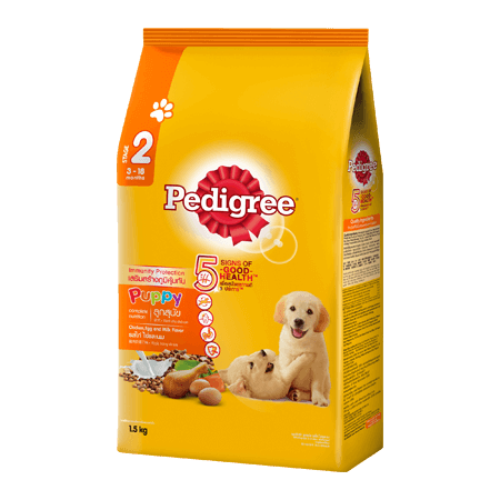 Pedigree Puppy Chicken and Egg Flavor Dry Dog Food