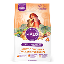 Load image into Gallery viewer, Halo Small Breed - Holistic Chicken & Chicken Liver Recipe