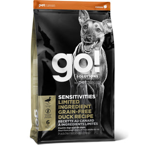 GO! Sensitivity + Shine Duck Recipe All Life Stages Dry Dog Food