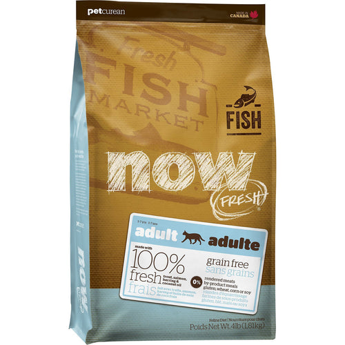 Now Fresh Adult Cat Fish Recipe Dry Cat Food