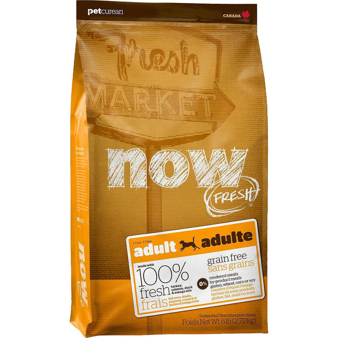 Now Fresh Adult Dog Dry Dog Food