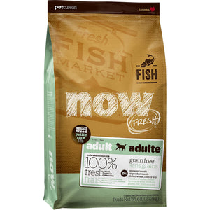 Now Fresh Fish Recipe Small Breed Adult Dog Dry Dog Food