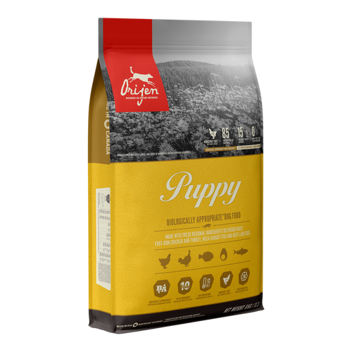 Orijen Puppy Small Breed Dry Dog Food