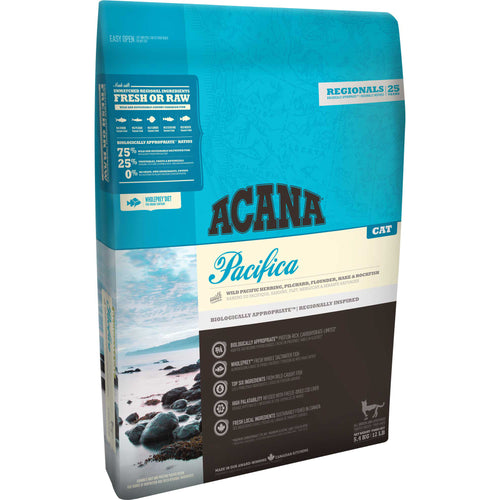 Acana Pacifica All Life Stages Dry Cat Food