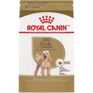 Royal Canin Poodle Adult Dry Dog Food