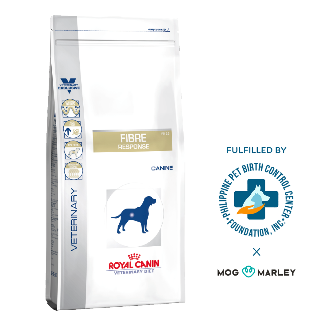 Royal Canin Veterinary Diet Dry - Dog Fibre Response