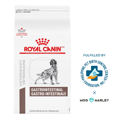 Royal Canin Veterinary Diet Dry - Gastro Intestinal Dry Dog Food