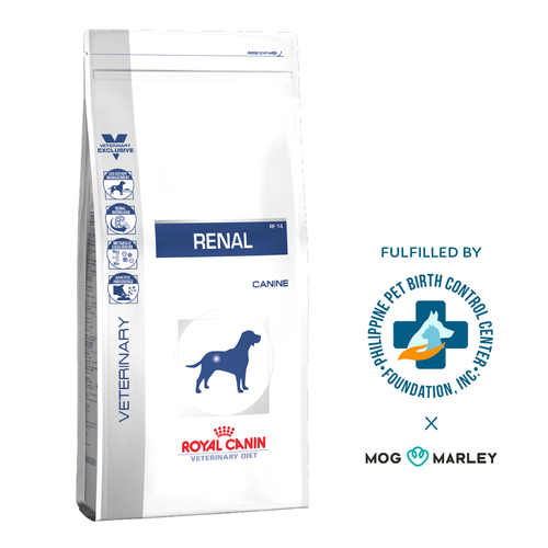 Royal Canin Veterinary Diet Dry - Renal Canine Dry Dog Food