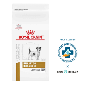 Royal Canin Veterinary Diet Dry - Urinary S/O Canine Small Dog Dry Dog Food