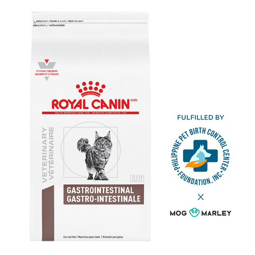 Royal Canin Veterinary Diet Feline Dry - Gastro Intestinal Dry Cat Food