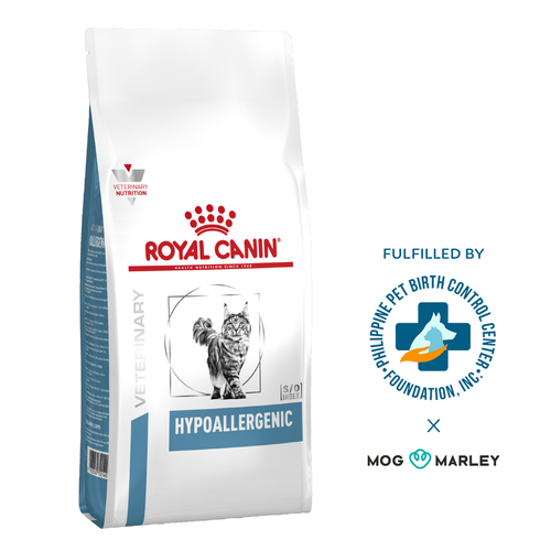 Royal Canin Veterinary Diet Feline Dry - Hypoallergenic Feline Dry Cat Food