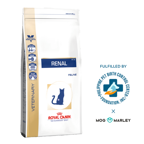 Royal Canin Veterinary Diet Feline Dry - Renal Feline Dry Cat Food