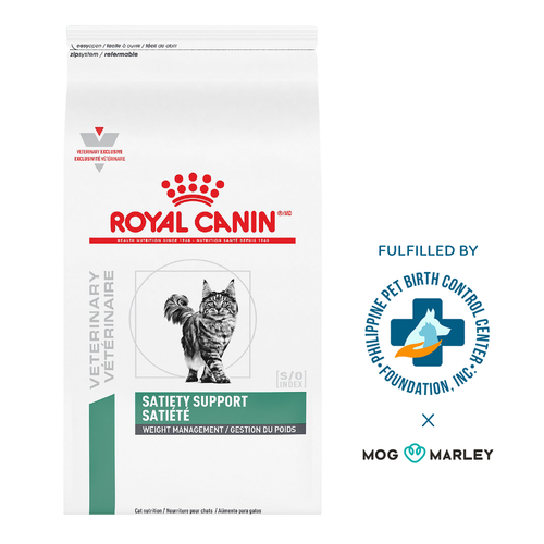 Royal Canin Veterinary Diet Feline Dry - Satiety Feline Dry Cat Food