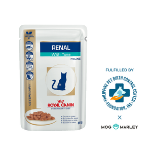 Royal Canin Veterinary Diet Feline Wet - Renal S/O Feline Wet Cat Food