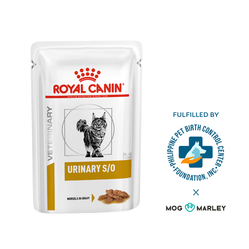 Royal Canin Veterinary Diet Feline Wet - Urinary S/O Feline Wet Cat Food