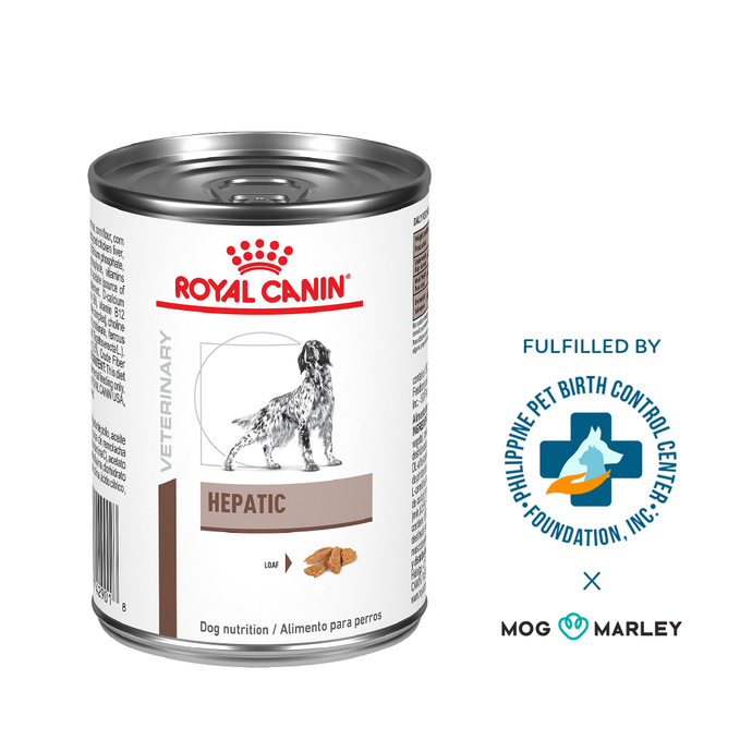 Royal Canin Veterinary Diet Wet - Hepatic Dog Wet Dog Food