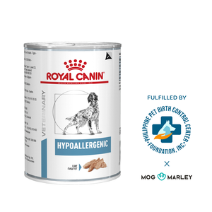 Royal Canin Veterinary Diet Wet - Hypoallergenic C9 Dog Can