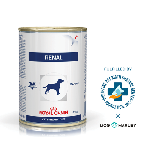 Royal Canin Veterinary Diet Wet - Renal Dog Wet Dog Food
