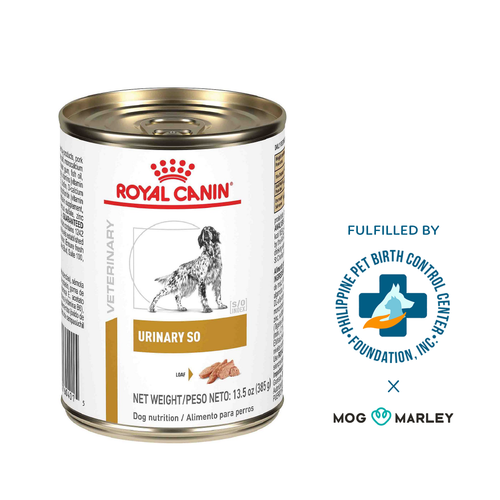 Royal Canin Veterinary Diet Wet - Urinary Dog Wet Dog Food