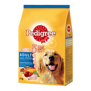 Pedigree Chicken and Vegetables Dry Dog Food