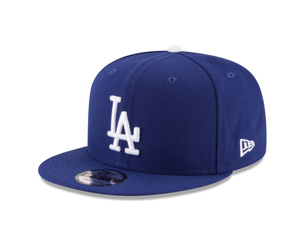 Los Angeles Dodgers Team Color Basic 9FIFTY Snapback