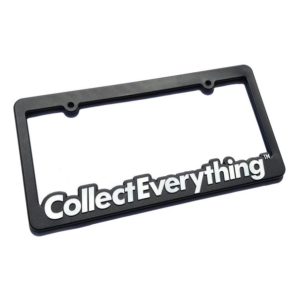 illest Collect Everything Plate Frame