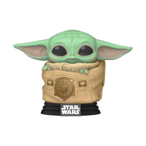 Funko Pop Star Wars: The Mandalorian Child with Bag
