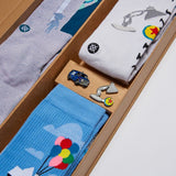 Stance Pixar Big Box Socks Set Multi Large