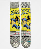 Stance Wolverine Comic Socks Medium