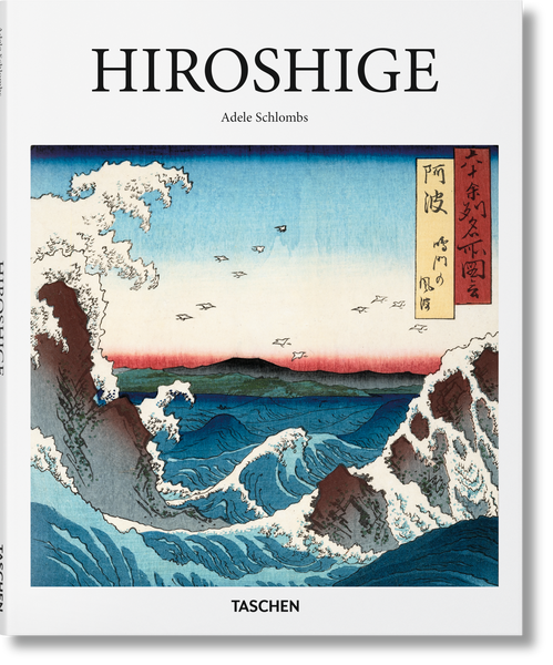 Hiroshige Hard Cover book by Taschen