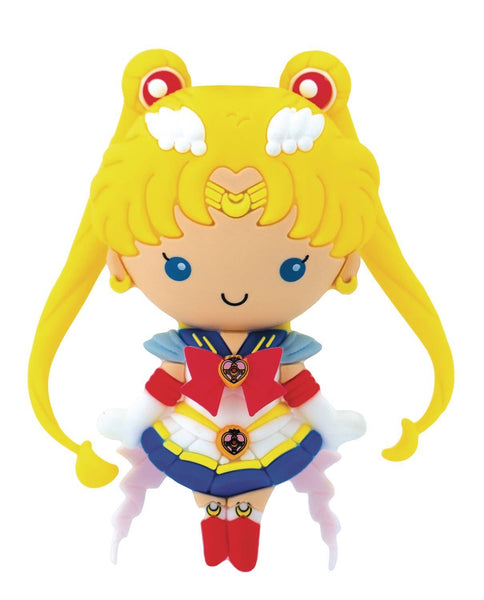 Sailor Moon 3D Foam Magnet