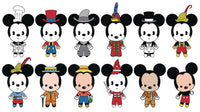 Monogram Disney Series 18 Mickey Through the Years Figure Keychain