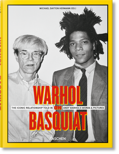 Warhol on Basquiat. The Iconic Relationship Told in Andy Warhol's Words and Pictures Book