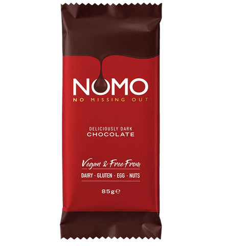 NOMO DARK CHOCOLATE BAR 85g