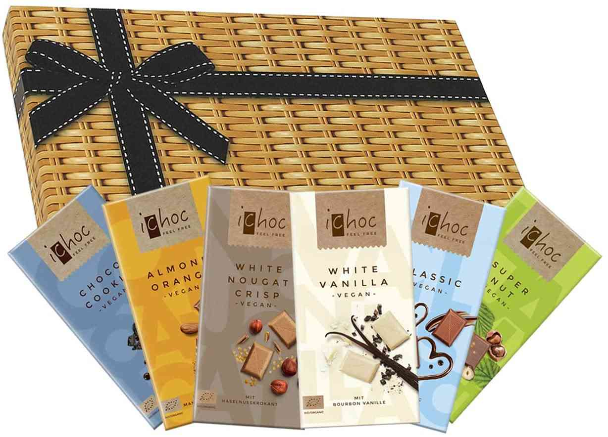 ichoc vegan chocolates