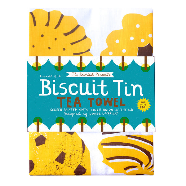 Biscuits - Tea Towel