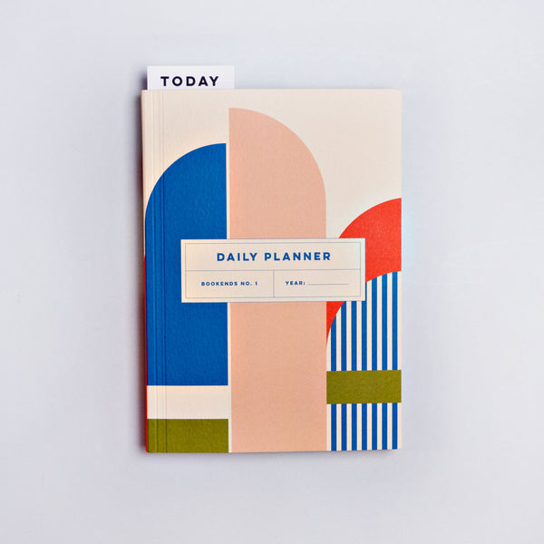 Bookends - Daily Planner A5