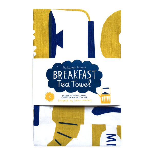 Breakfast - Tea Towel
