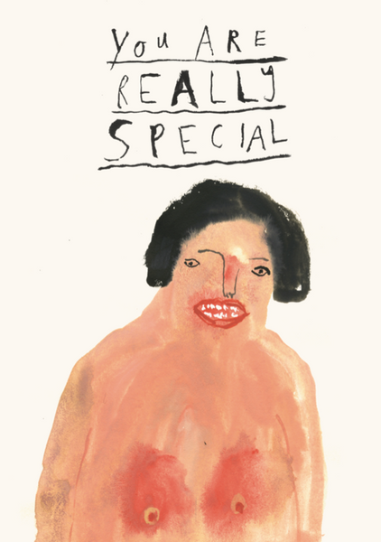 You Are Really Special - Card