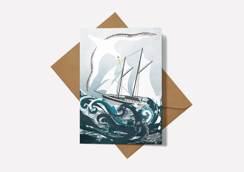 High Seas - Card